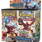 Pokemon Steam Siege Box