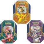 Pokemon Collector Tins