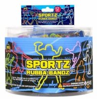 Wholesale Rubba Bandz - Sportz Tub