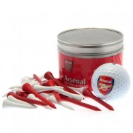 Arsenal F.C. Ball & Tee Set