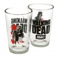 The Walking Dead Twin Glass Set
