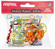 Shaped Rubber Bands