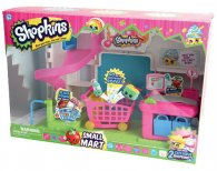 Wholesale Lot Shopkins Supermarket Small Mart Playset