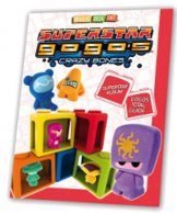 Gogos Crazy Bones Superstar Sticker Album