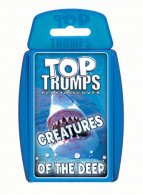 Top Trumps - Creatures of the Deep (6 packs)