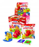 Wholesale Box of Star Monsters Pocket MINI CAPSULE Toys (12 pcs)