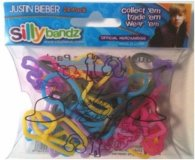 Wholesale Box of Silly Bandz - Justin Bieber