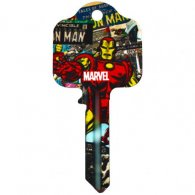 Marvel Comics Door Key Iron Man