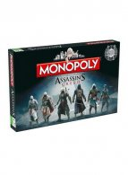 UK Wholesale Monopoly Board Game - Assassins Creed Edition