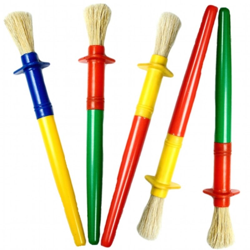 Glue Brushes Anti Drip 3 doz CDU^