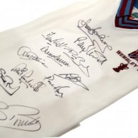 West Ham United F.C. 1980 FA Cup Final Signed Shirt