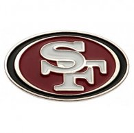 San Francisco 49ers Badge