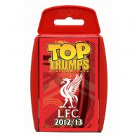 Top Trumps - Liverpool Football Club 2012/13 (12 packs)