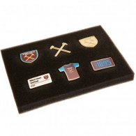 West Ham United F.C. 6 Piece Badge Set