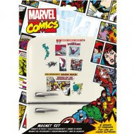 Marvel Comics Fridge Magnet Set