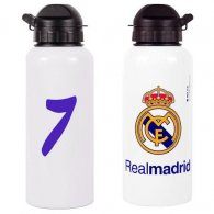 Real Madrid F.C. Aluminium Drinks Bottle Ronaldo