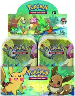 Wholesale Pokemon Trading TCG KANTO FRIENDS MINI TINS (10 pcs)