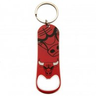 Chicago Bulls Bottle Opener Keychain
