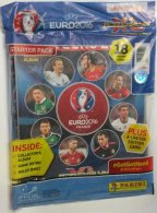 Wholesale Panini France Euro 2016 Adrenalyn XL STARTER PACK