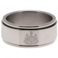 Newcastle United F.C. Spinner Ring Medium
