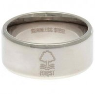 Nottingham Forest F.C. Band Ring Medium