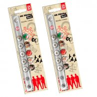 Wholesale One Direction Beats Blister Pack + Bracelet (10 pcs)