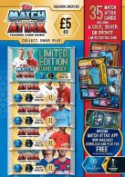 Wholesale Topps Match Attax Football Trading Cards MULTI PACK 2019/20