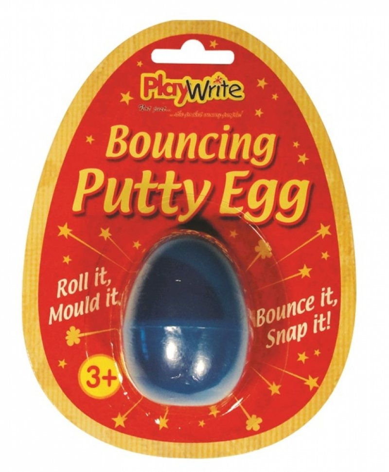 Super Putty in Egg on card 24 pce Inner [385-700] - £24 00