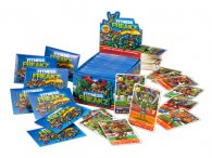 Box of Fitness Freakz Freaks Sports Trading Cards (50 pkts)