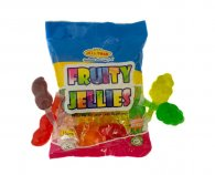 Wholesale FRUIT JELLY BAG Fruity Jellies TikTok Assorted Flavours Sweets (15 pcs)