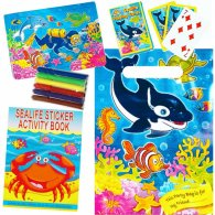 Sea Life Filled Party Bag 30 pce Inner
