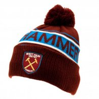 West Ham United F.C. Ski Hat TX