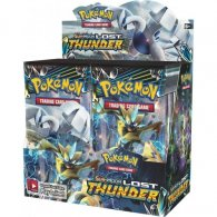 Wholesale Pokemon LOST THUNDER Trading Card Game TCG Boosters