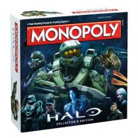 Halo Edition Monopoly
