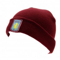 Aston Villa F.C. Knitted Hat Junior