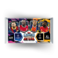 Wholesale Topps Match Attax 2020/21 TCG Trading 7 CARDS Packets (50 pcs)