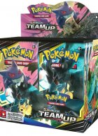 Wholesale Pokemon TEAM UP TCG Tradng Card Game Boosters (36 pcs)