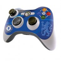 Chelsea F.C. Xbox 360 Controller Skin