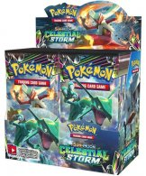 Wholesale Pokemon Trading Cards CELESTIAL STORM Boosters (36 pc)