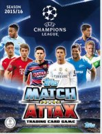 Wholesale Topps Match Attax Champions League 15/16 Cards (50 pc)