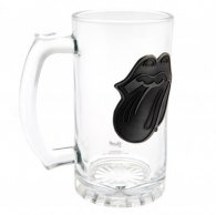 The Rolling Stones Glass Tankard