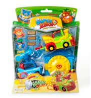 Wholesale Superzings Super Zings BANK ASSAULT Playset