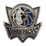 Dallas Mavericks Badge