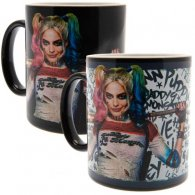Suicide Squad Heat Changing Mug Harley Quinn