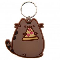 PVC Keyring Official Licensed Pusheen PURRMAID