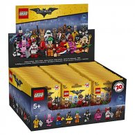 Wholesale Box Lego Batman Movie Minifigures Toys (60 pcs) 71017