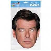 Pierce Brosnan Mask
