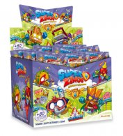 Wholesale Superzings Series 5 PACKETS (50 pcs)