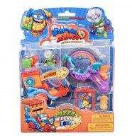 Wholesale Superzings - PIZZA RIDERS Toys Games Mission