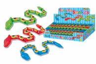 Sneaky Jointed Snake 37cm 48 pce CDU